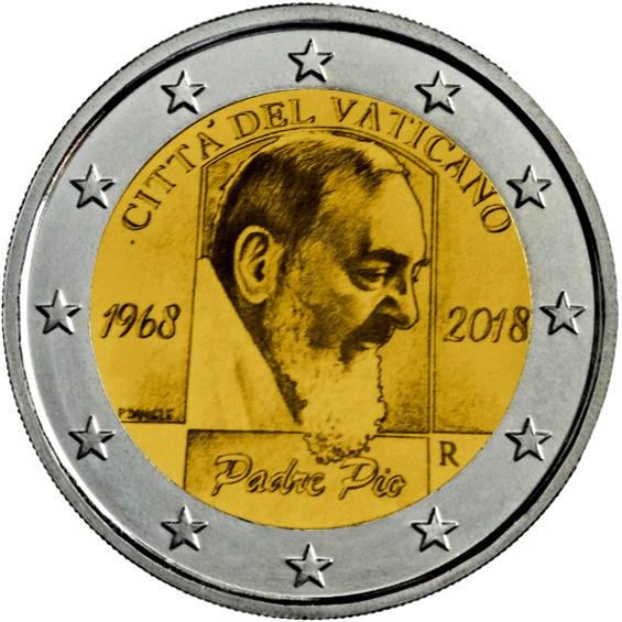 253c7ab7ab 2 euro commemorativo vaticano 2018 padre pio.jpg