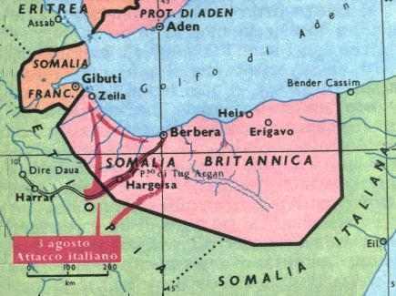 Cartina Dell Africa Orientale.Campagna Dell Africa Orientale Italiana Wikiwand