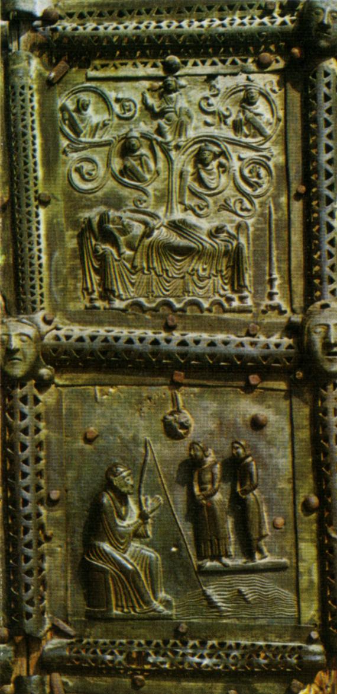 File san zeno verona formelle bronzee del - San michele a porta pia ...