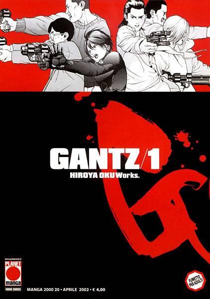 Gantz - Wikipedia