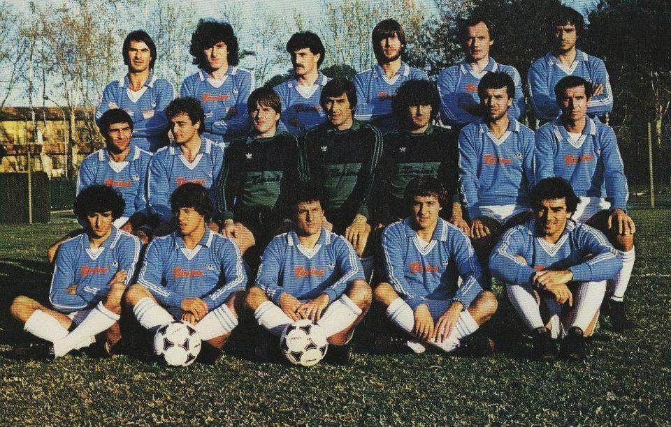 Società Sportiva Lazio 1981-1982 - Wikipedia