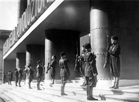 Mostra della rivoluzione fascista wikipedia for Mostra palazzo delle esposizioni