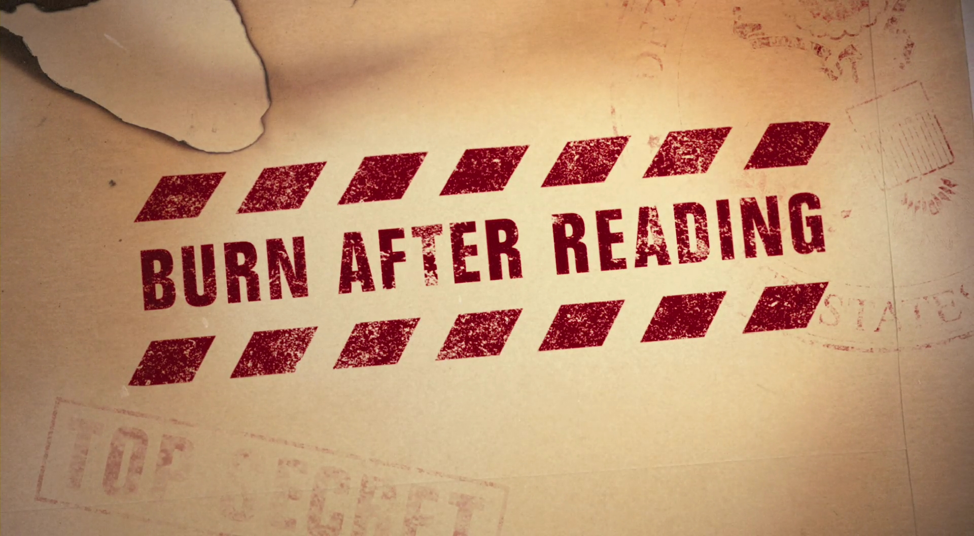 Burn After Reading - A...