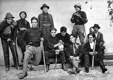 Image result for squadristi fascisti