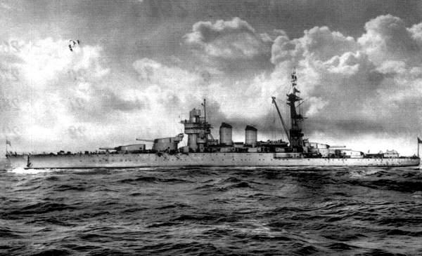 Naviglio militare italiano della seconda guerra mondiale for Andrea doria nave da guerra