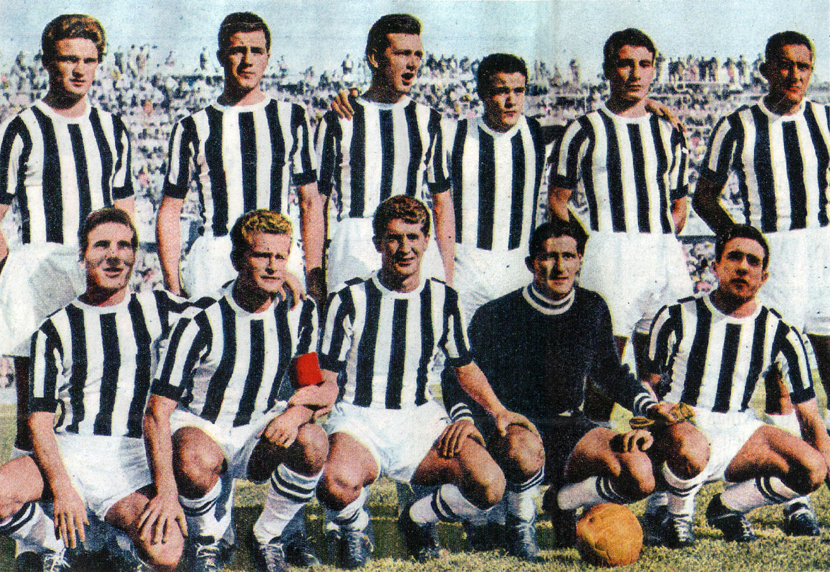 Juventus Football Club: Juventus Football Club 1955-1956