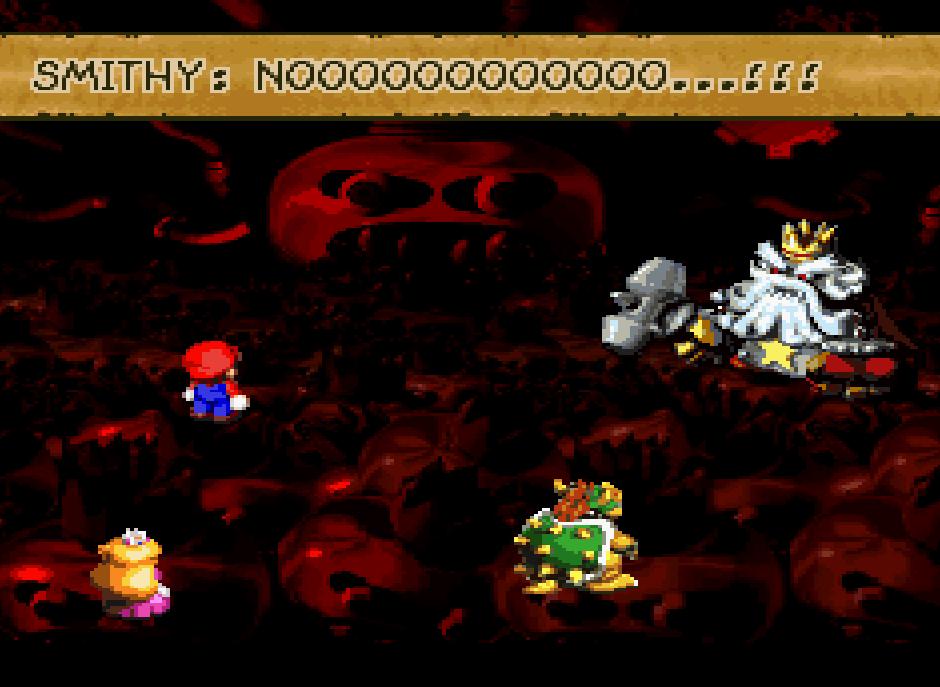 Super Mario RPG: Legend of the Seven Stars - Wikipedia
