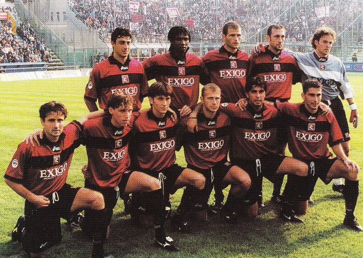 Salernitana Sport 1998 1999 Wikipedia