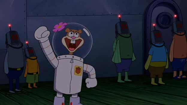 Sandy cheeks wikipedia