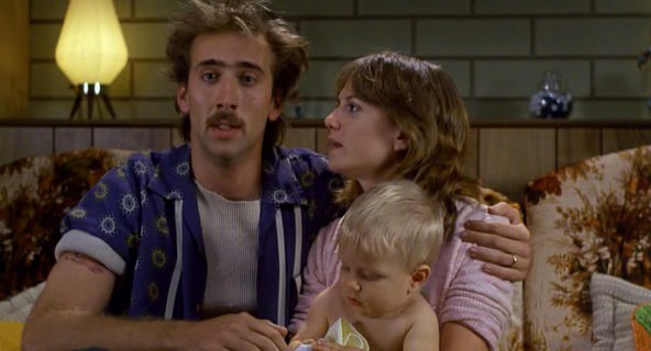 an analysis of raising arizona by joel and ethan coen When first seen in joel and ethan coen's new comedy, ''raising arizona,'' he is one of the state's most faithful  screenplay by ethan and joel coen.