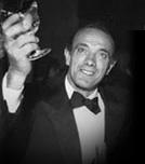 Mario Panzeri negli anni sessanta