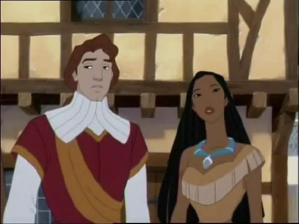 Pocahontas ii viaggio nel nuovo mondo wikipedia