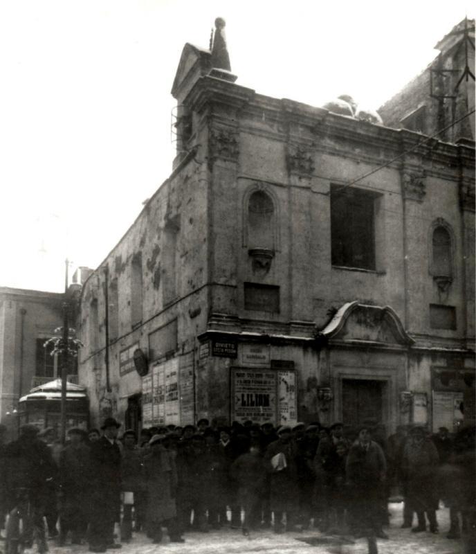 Chiesa di sant 39 antonio abate foggia wikipedia for Arredo bimbo sant antonio abate