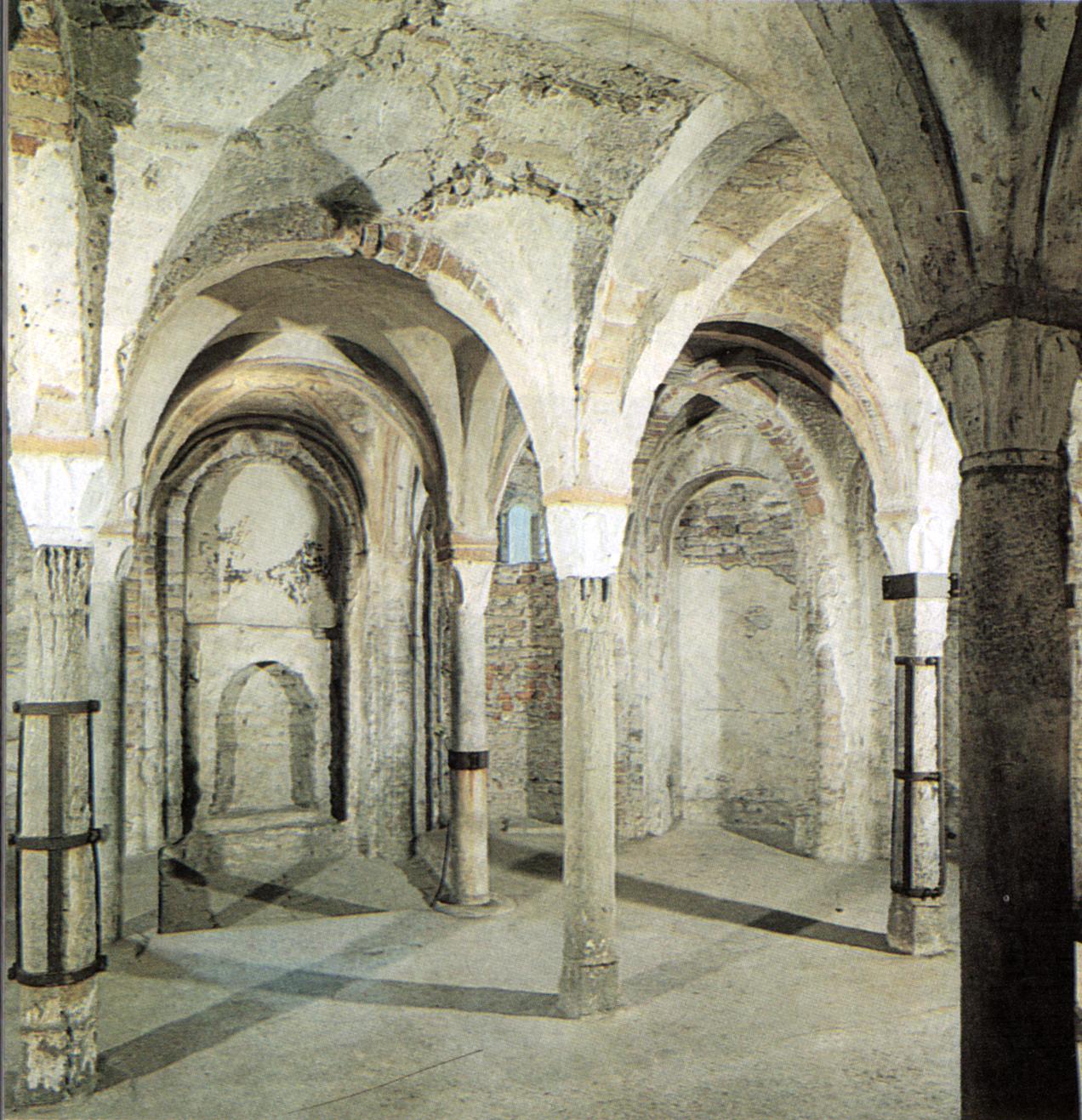 Chiesa di Sant\'Eusebio (Pavia) - Wikipedia