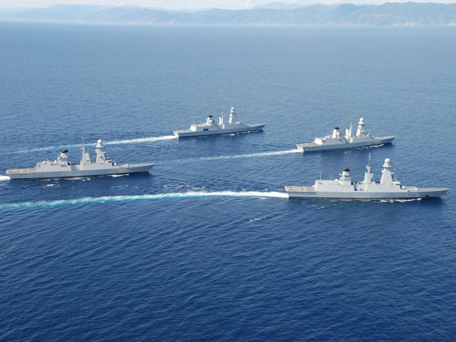 Fregate Orizzonte in formazione.jpg