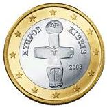 1 € Cipro
