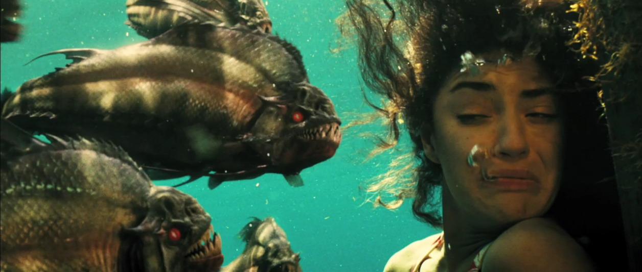Risultati immagini per Piranha (2010)
