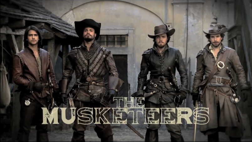 Image Result For Three Musketeers Full