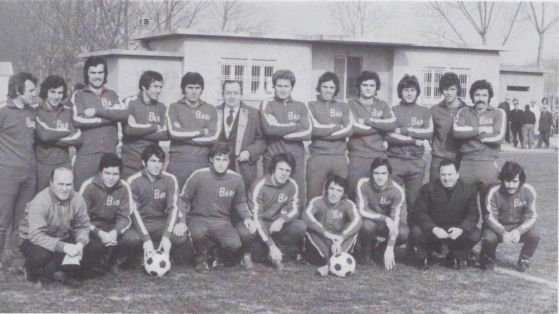 Associazione Sportiva Bari 1972-1973 - Wikipedia bbf6c9b07435