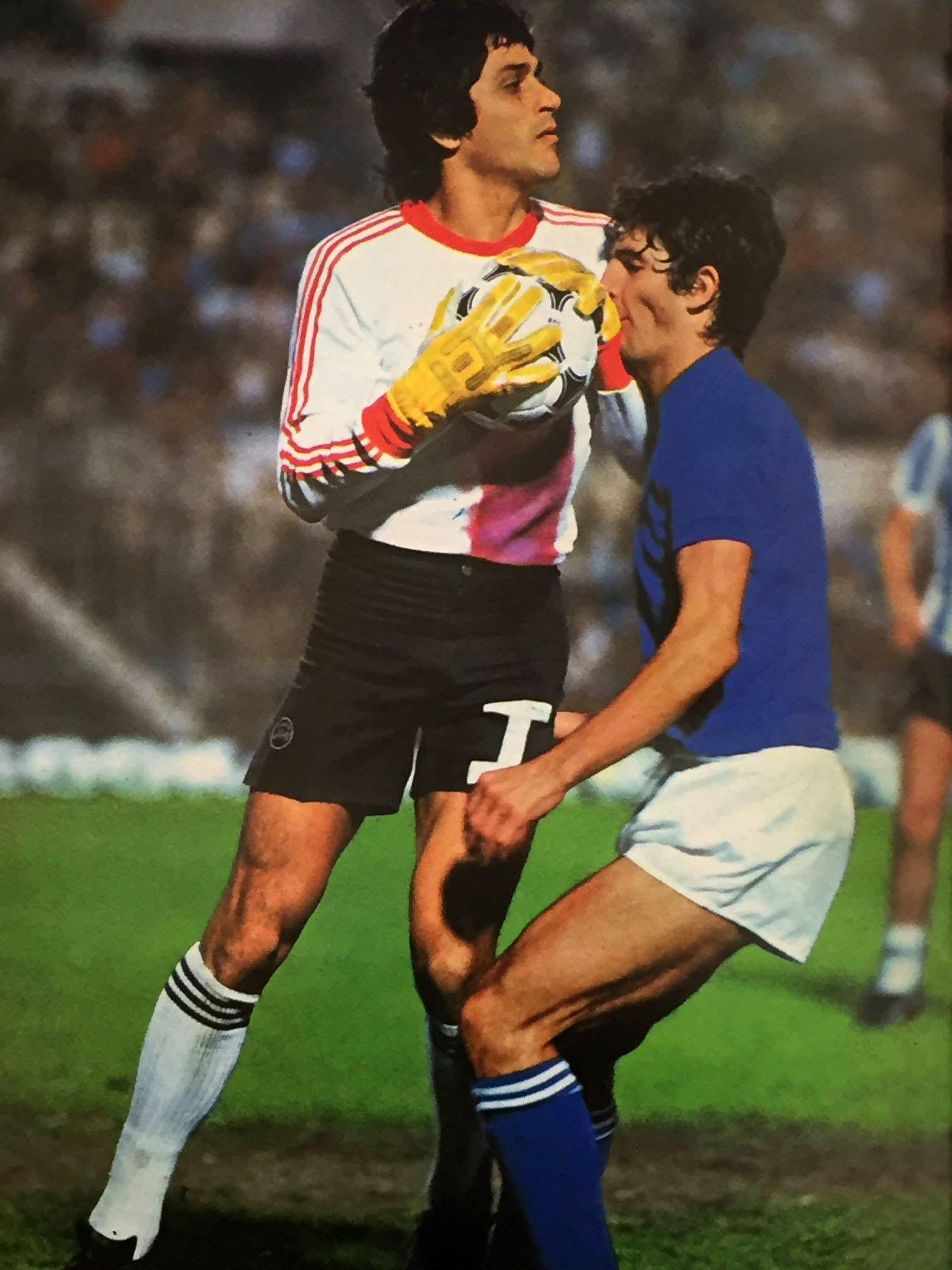 File Italia vs Argentina Roma 1979 Ubaldo Fil e Paolo