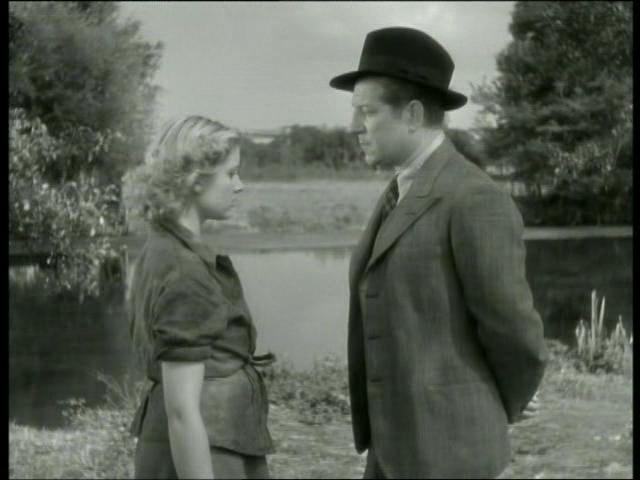 La Bete Humaine 1938 L'angelo del male (fil...