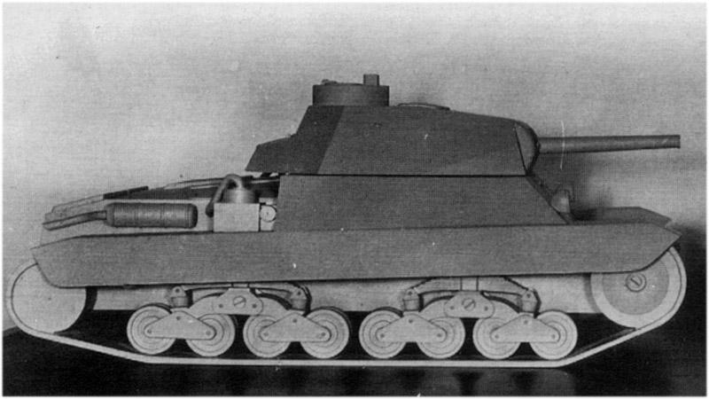 The P43: Mussolini's Mighty Tank - Historum - History Forums
