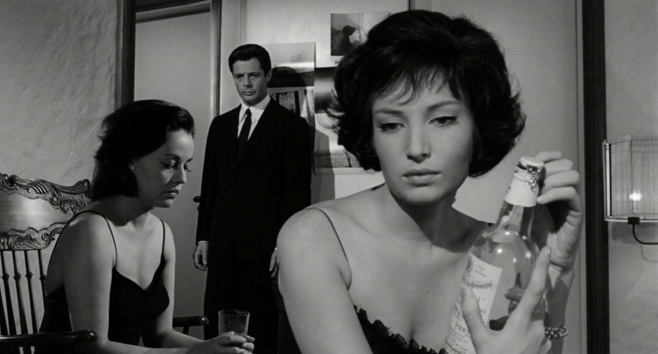 Risultati immagini per la notte film 1960
