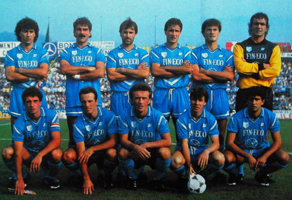 Brescia calcio 1985 1986 wikipedia for Serie a table 1984 85