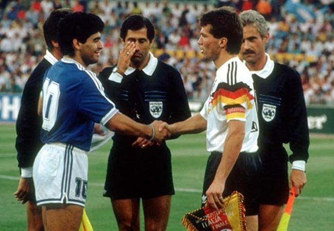 cee7b352e Finale del campionato mondiale di calcio 1990 - Wikipedia