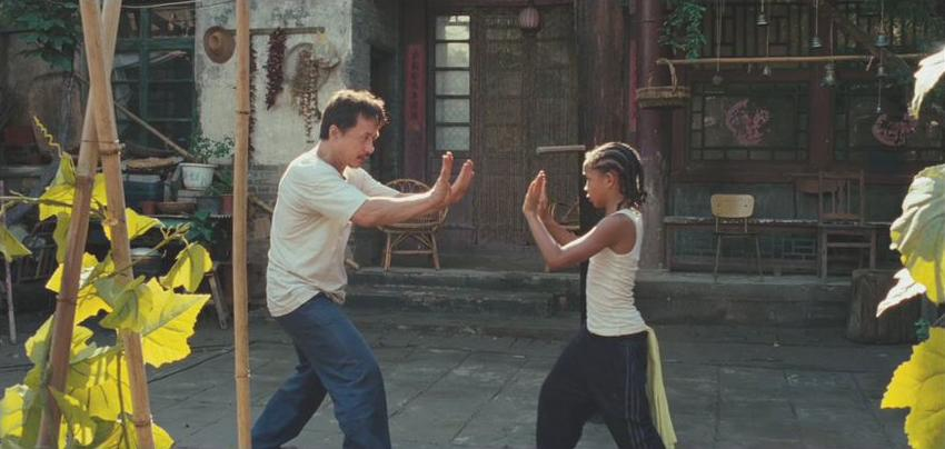 Joey Karate Kid