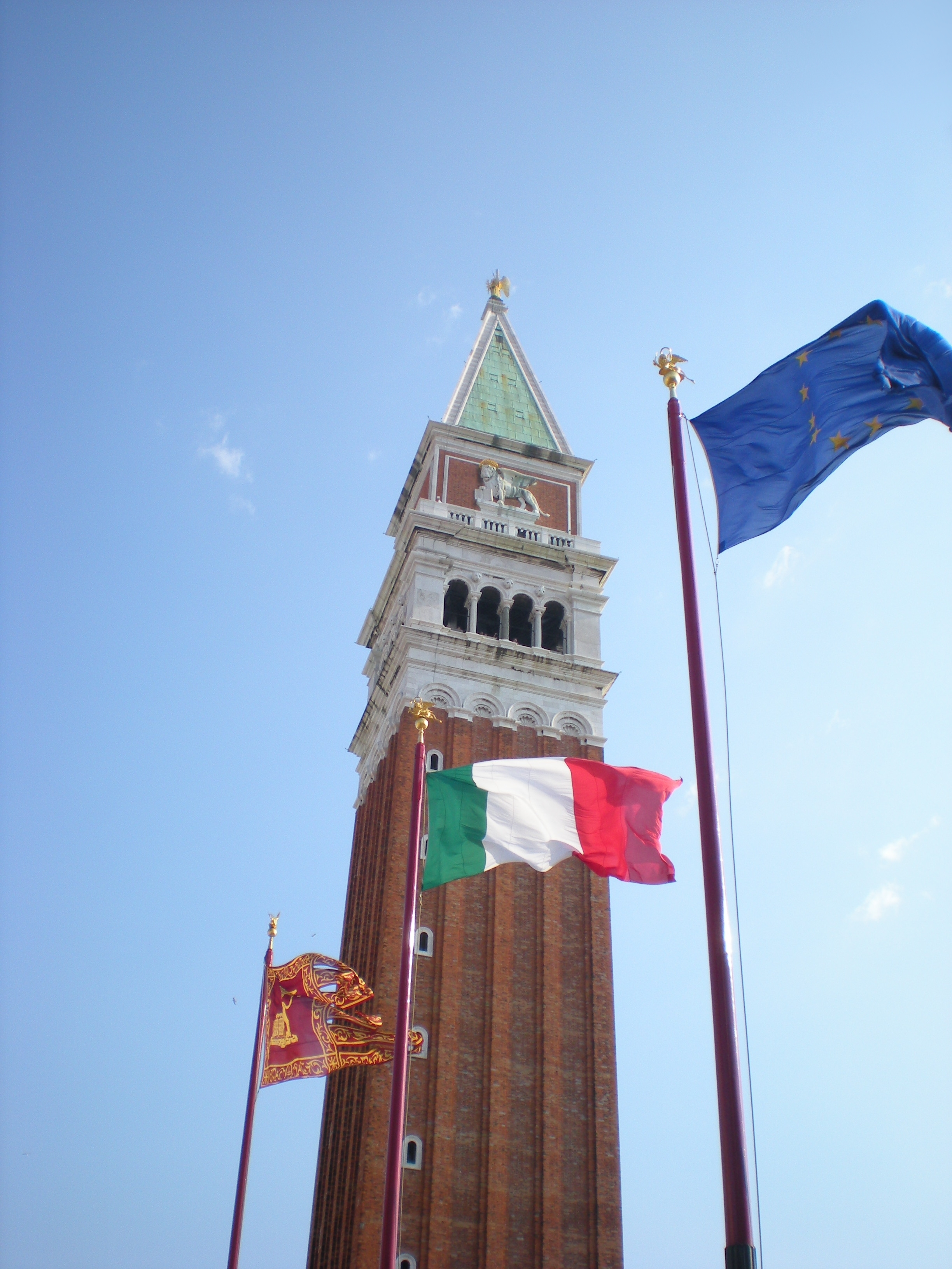 Il campanile di San Marco