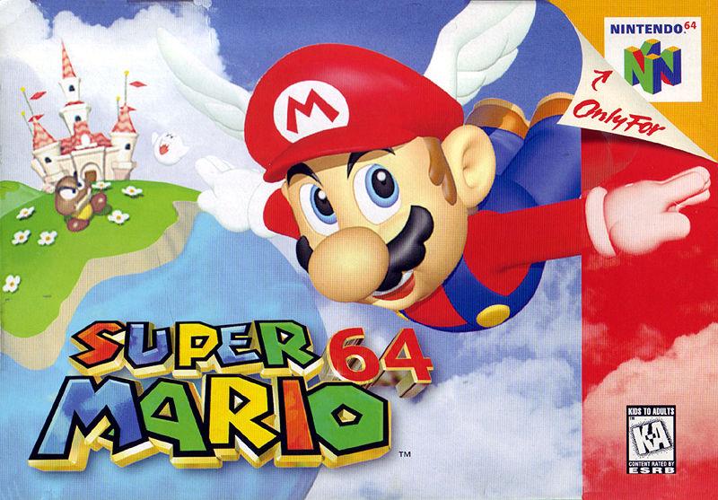 Super Mario 64 Wikipedia