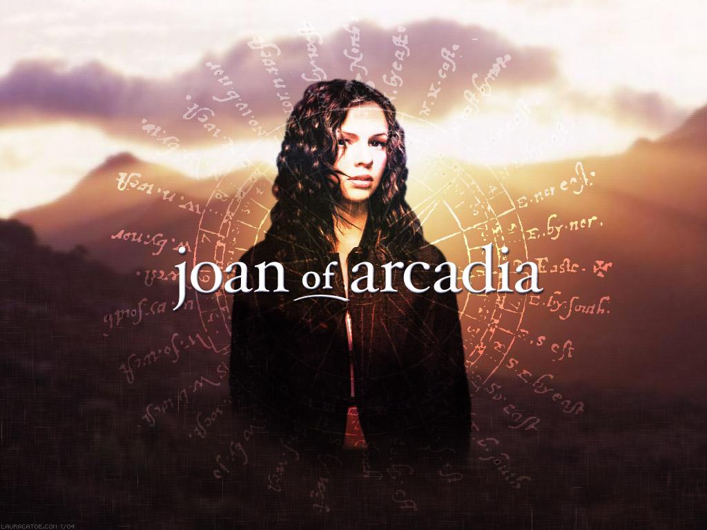 Risultati immagini per joan of arcadia