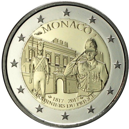 file 2 euro commemorativo monaco 2017. Black Bedroom Furniture Sets. Home Design Ideas