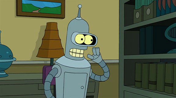 Bender personaggio wikipedia