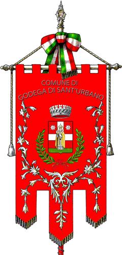 Comune Di Godega Di Sant Urbano.File Godega Di Sant Urbano Gonfalone Png Wikipedia
