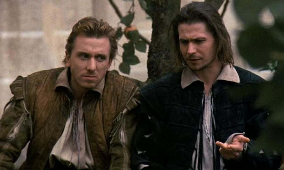Risultati immagini per rosencrantz e guildenstern sono morti film