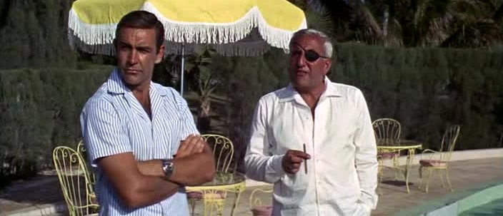 Agente 007 - Thunderball (Operazione tuono) - Wikipedia Anthony Hopkins