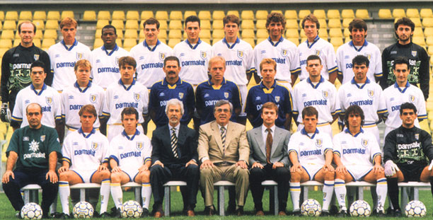 Sezona 1993/94 (Champions League, UEFA Cup, Cup Winner's Cup) Parma_1993-1994