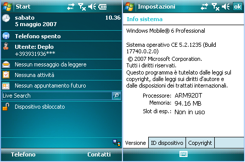 windows mobile device center 6.0  for xp