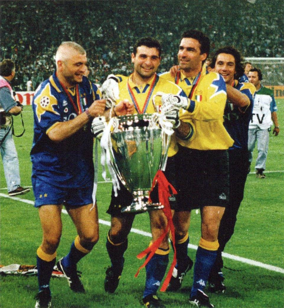 Peruzzi Juve Champions League