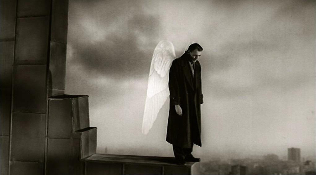 Image result for angeli sopra berlino