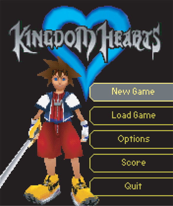 Kingdom Hearts V CAST - Wikipedia