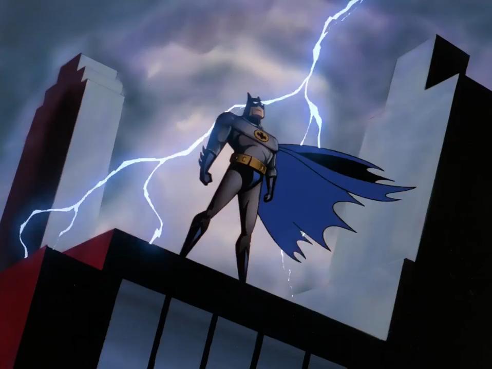 L/'Enigmista Action Figure-NUOVE AVVENTURE DI BATMAN ANIMATA DC Collectibles-NUOVO