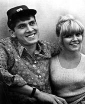Morandi con Laura Efrikian (1966)