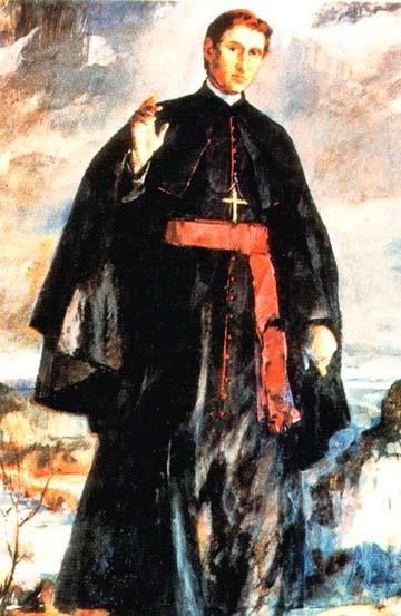 Historisk bilde av den hellige i Ferro