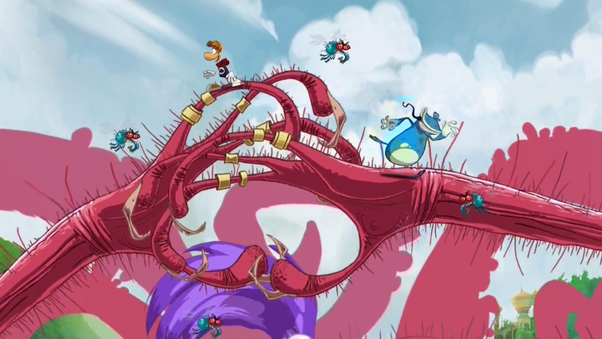 Rayman Origins Wikipedia