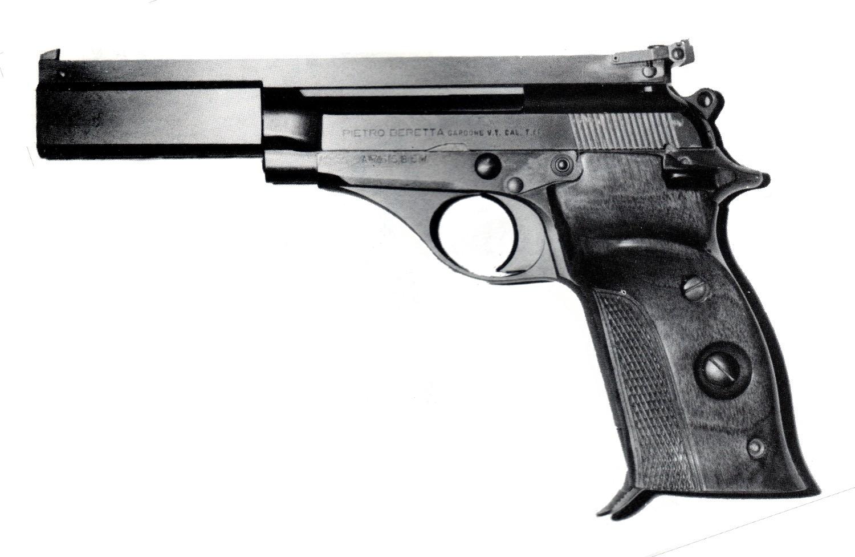 Pietro Beretta Cal 7.65 Beretta 70 in Cal 7.65