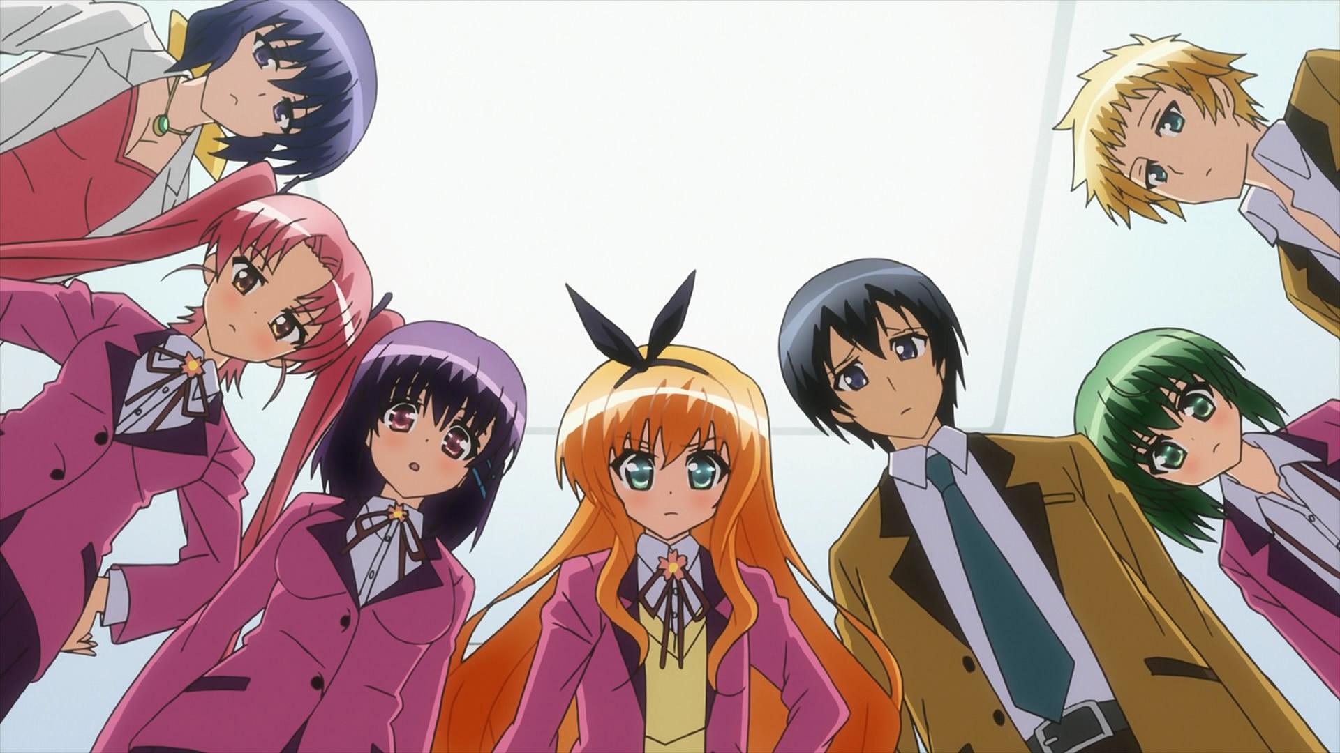 Znalezione obrazy dla zapytania MM! anime