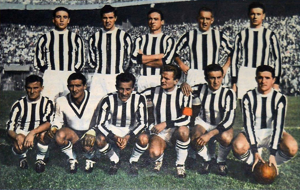 Juventus Football Club 1956-1957